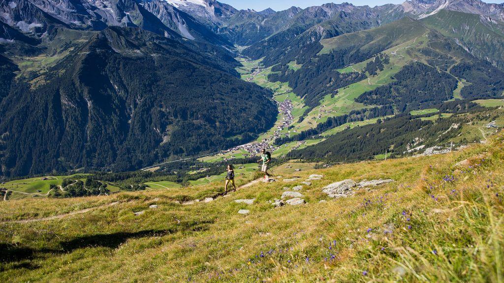 Sommer in Tux-Finkenberg - Tux-Finkenberg Tirol