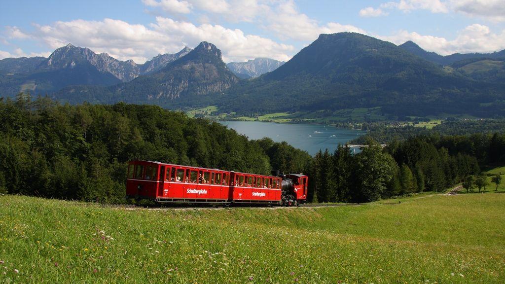 Schafbergbahn - © WTG
