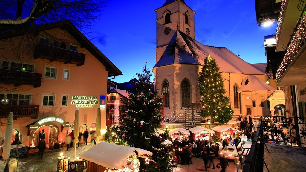 Adventmarkt in St. Wolfgang - © WTG