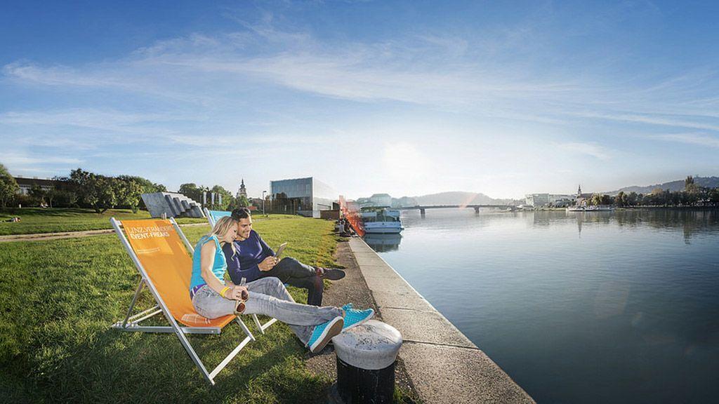 Donaupark Lentos © linztourismus / ABalon