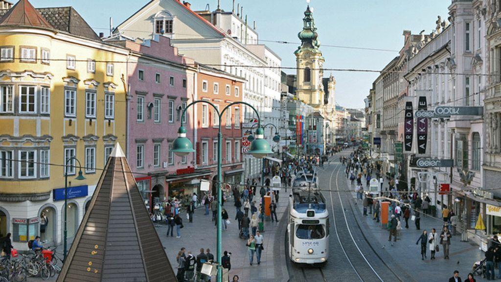Landstraße Linz (c) Linz Tourismus-Röbl