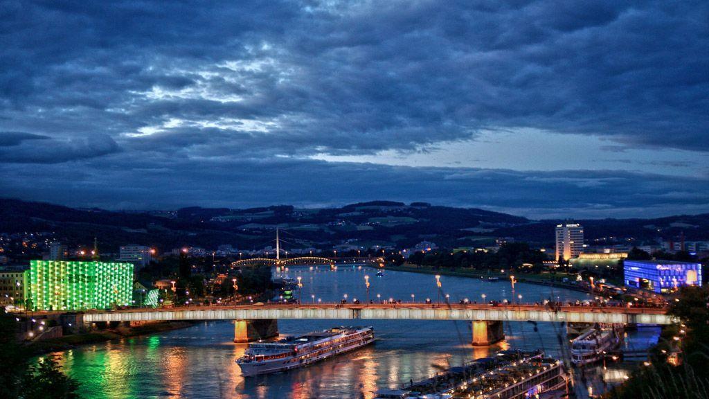 Linz ©Linz Tourismus Sigalov