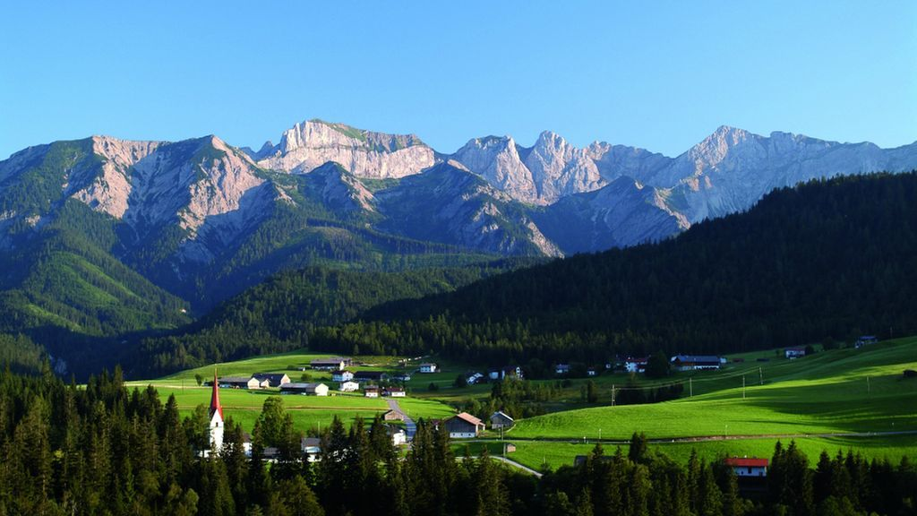Steinberg am Rofan Tirol