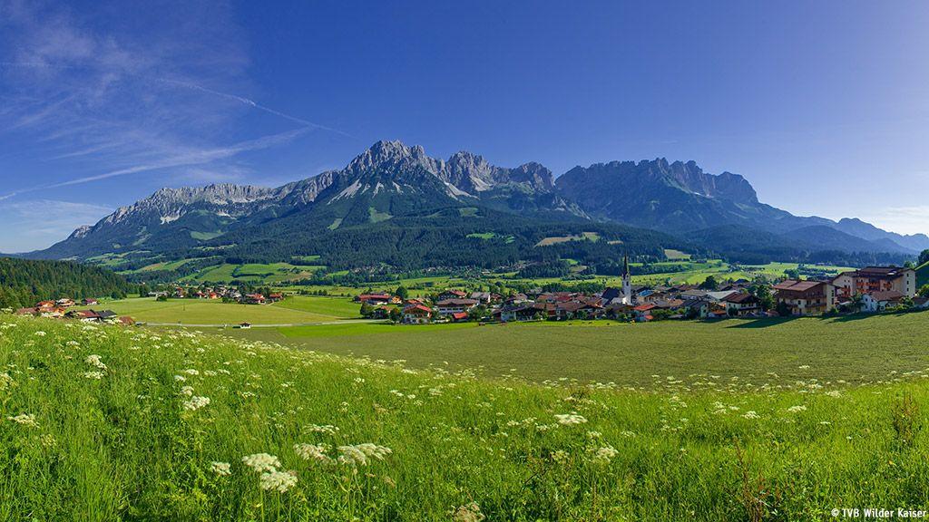 Wilder Kaiser - Foto: TVB Wilder Kaiser - Wilder Kaiser Tirol