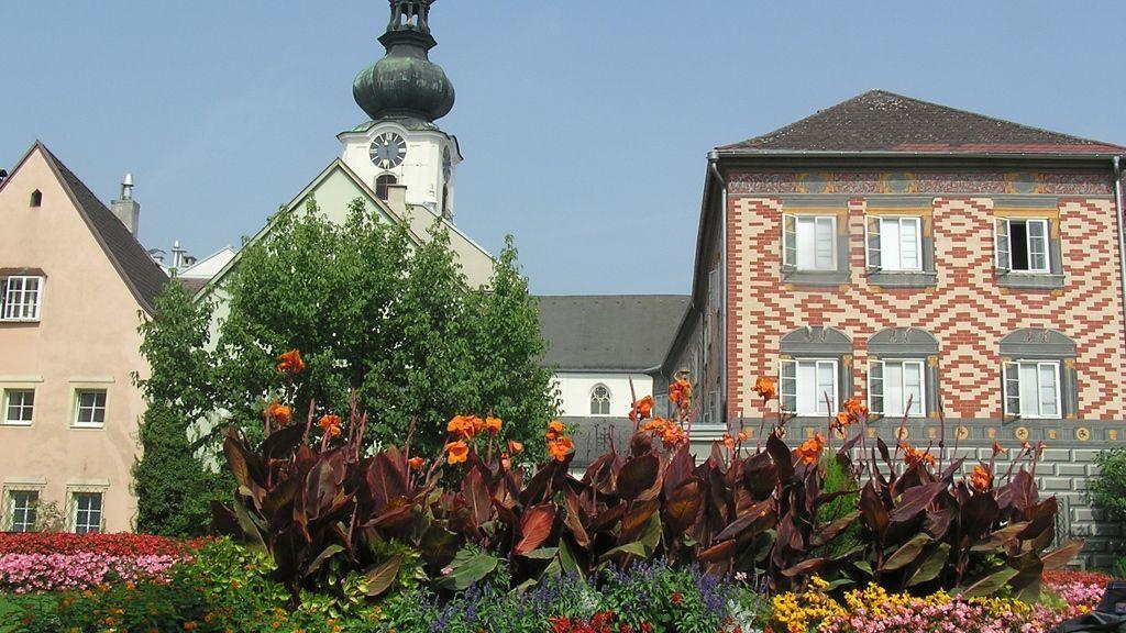 Burggarten - Haus der Salome  © Wels Marketing & Touristik/fotoclubwels.org