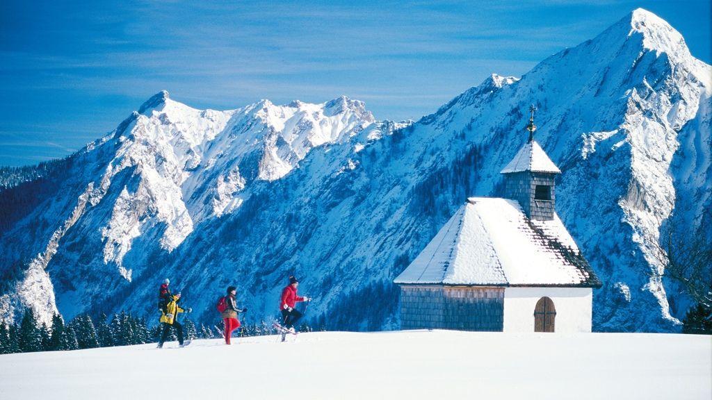 Schneeschuhwandern © WTG
