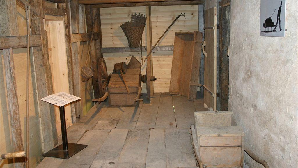 Museum Mesmers Stall - Alberschwende Vorarlberg