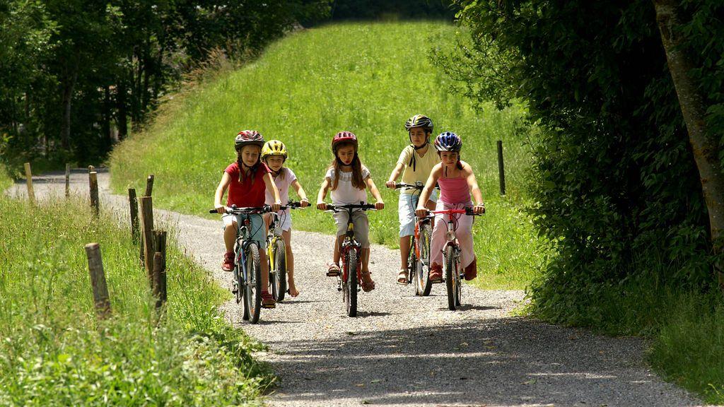 Radfahren  - Alberschwende Vorarlberg