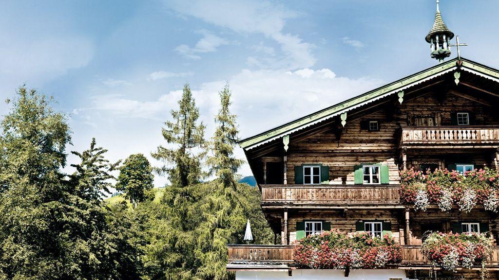 Erbhofweg - Hallerwirt - © by Kitzbuehel Tourismus - Medialounge