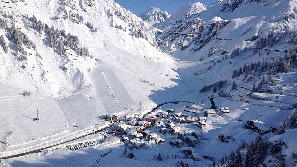 Stuben am Arlberg - © Hotel Mondschein - Stuben am Arlberg Vorarlberg