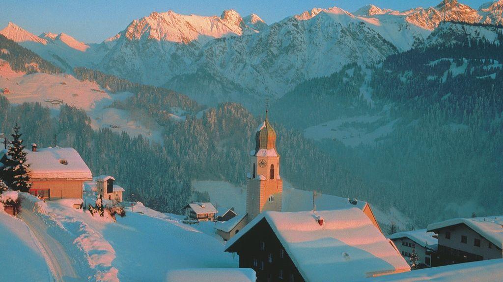 Winter im Grosswalsertal - Foto: Österreich Werbung / Jezierzanski