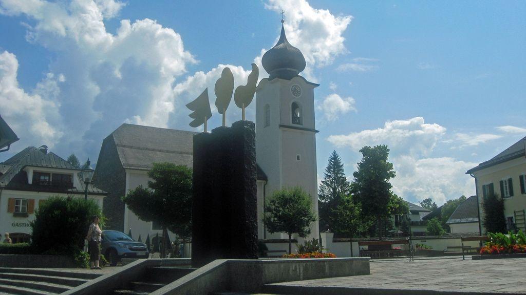Pfarrkirche Strobl - © WTG