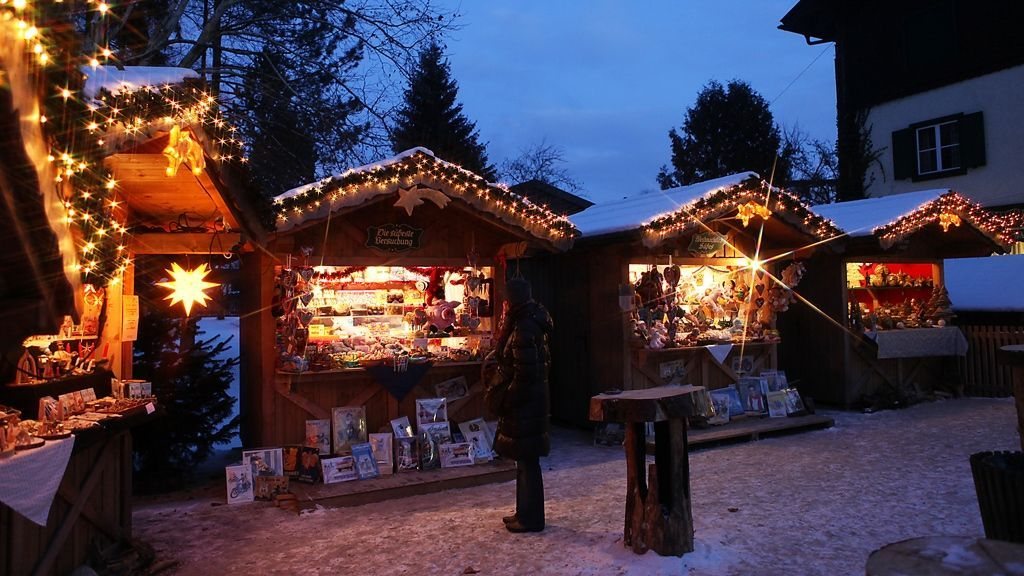 Adventmarkt in Strobl - © WTG