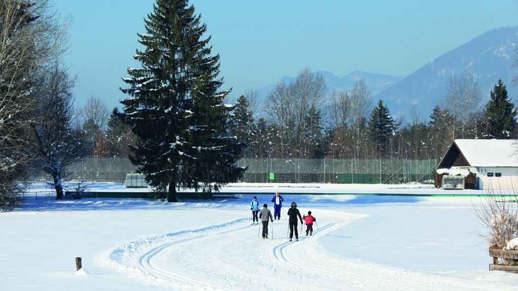Langlaufen in Strobl - © WTG