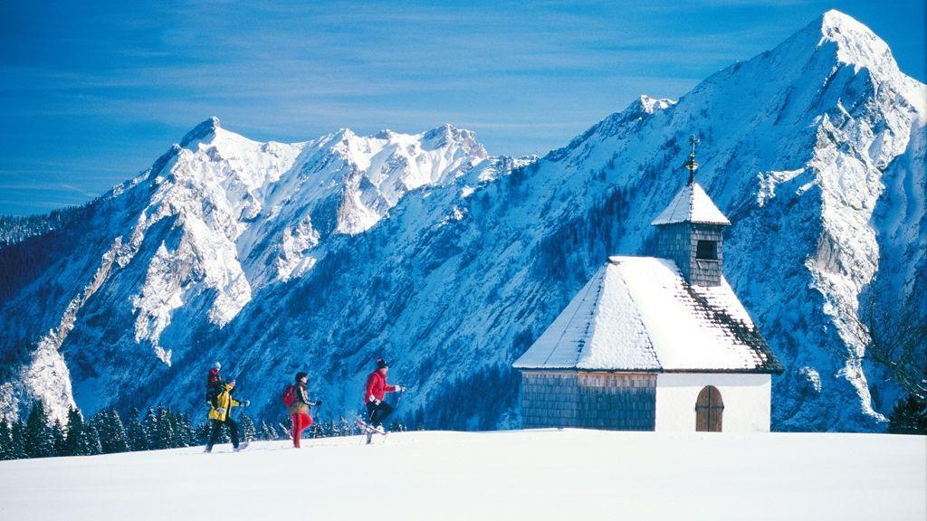 Schneeschuhwandern - © WTG