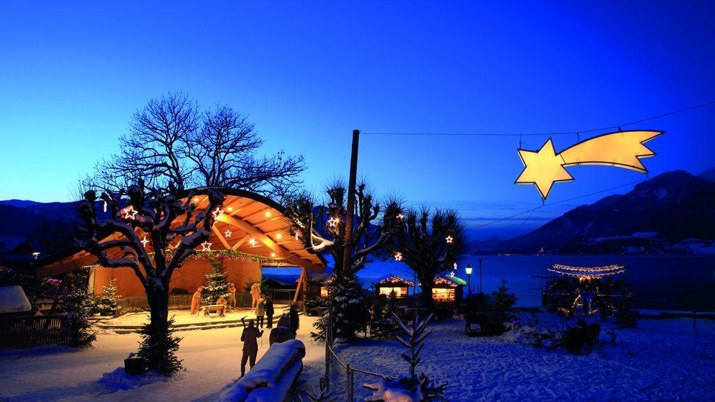 Adventmarkt in Strobl - © WTG