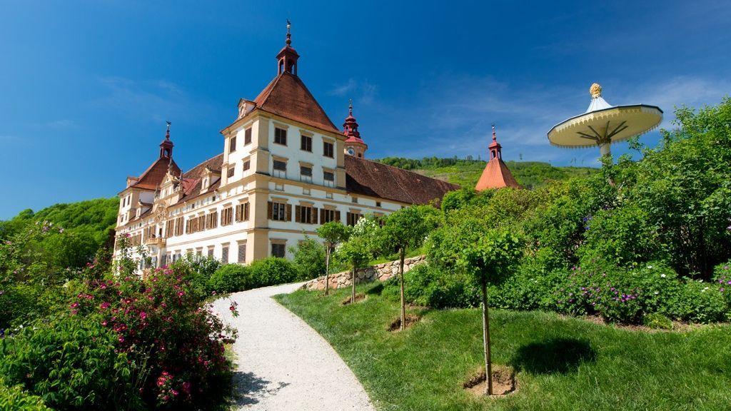 Schloss Eggenberg © Graz Tourismus - Harry Schiffer