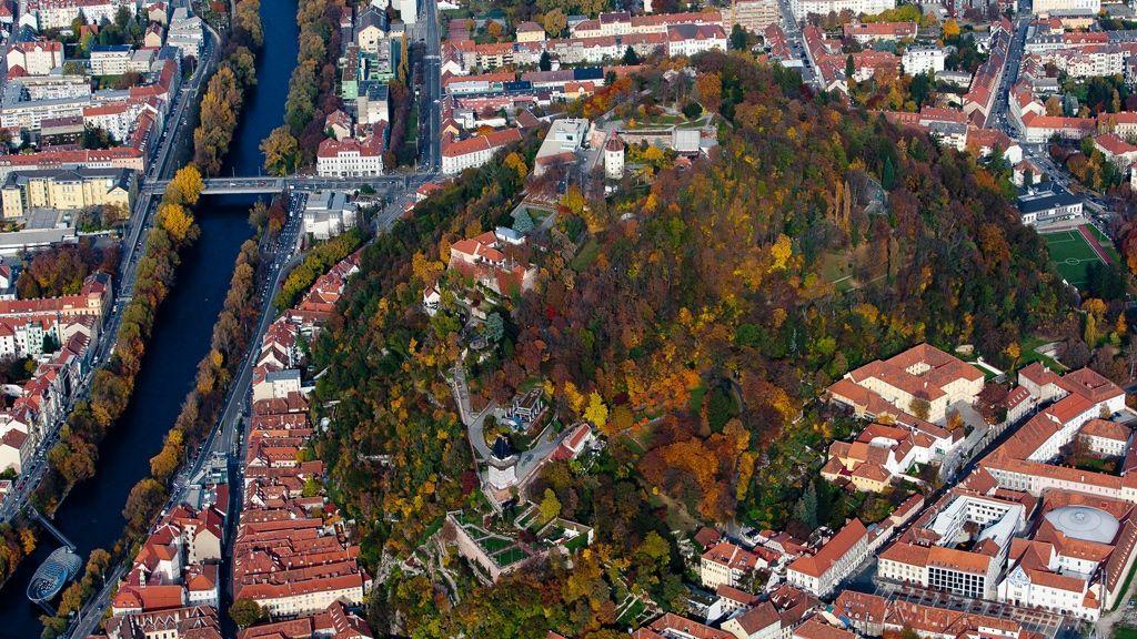 Dachlandschaft © Graz Tourismus - Erwin Scheriau