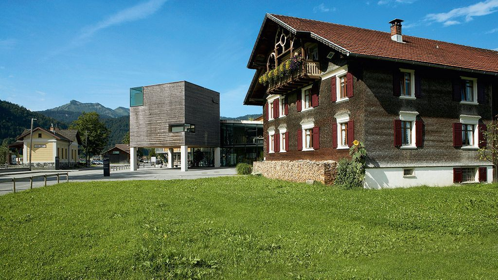 Andelsbuch - Foto: Christoph Lingg/Bregenzerwald Tourismus