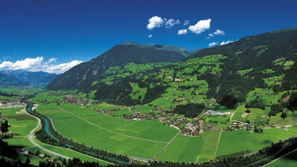Erste Ferienregion Zillertal Stumm - Foto: TVB Fügen / Eberharter