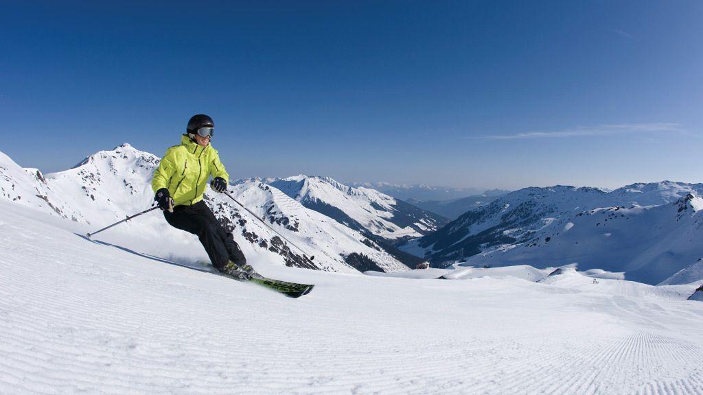 Skifahren in Hochfügen - Foto: TVB Fügen / Ritschel