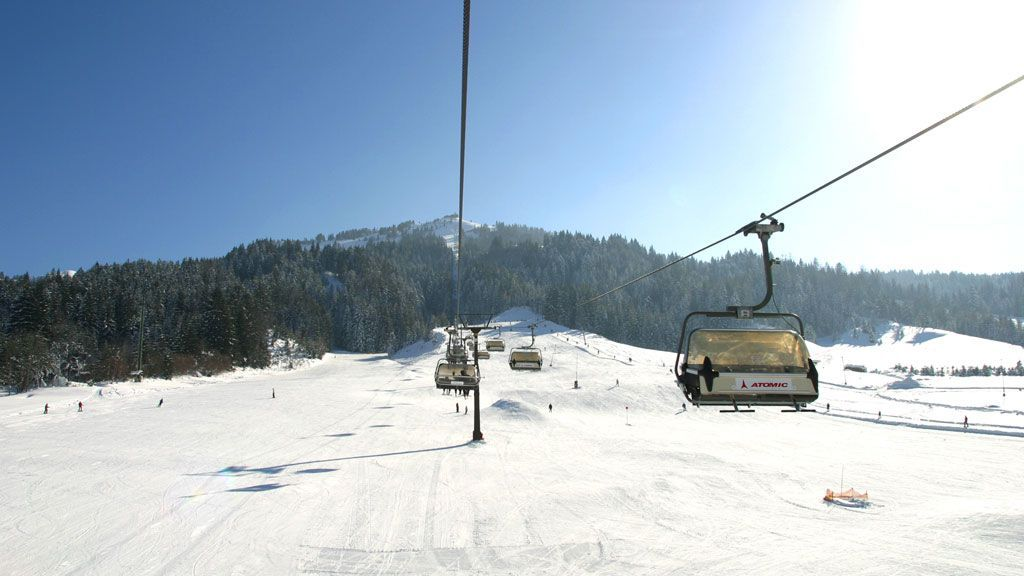 Skifahren in St. Ulrich am Pillersee - Foto:  TVB PillerseeTal
