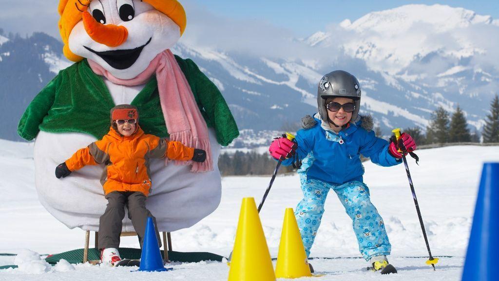 Skifahren im Tannheimer Tal - Foto: Tourismusverband Tannheimer Tal