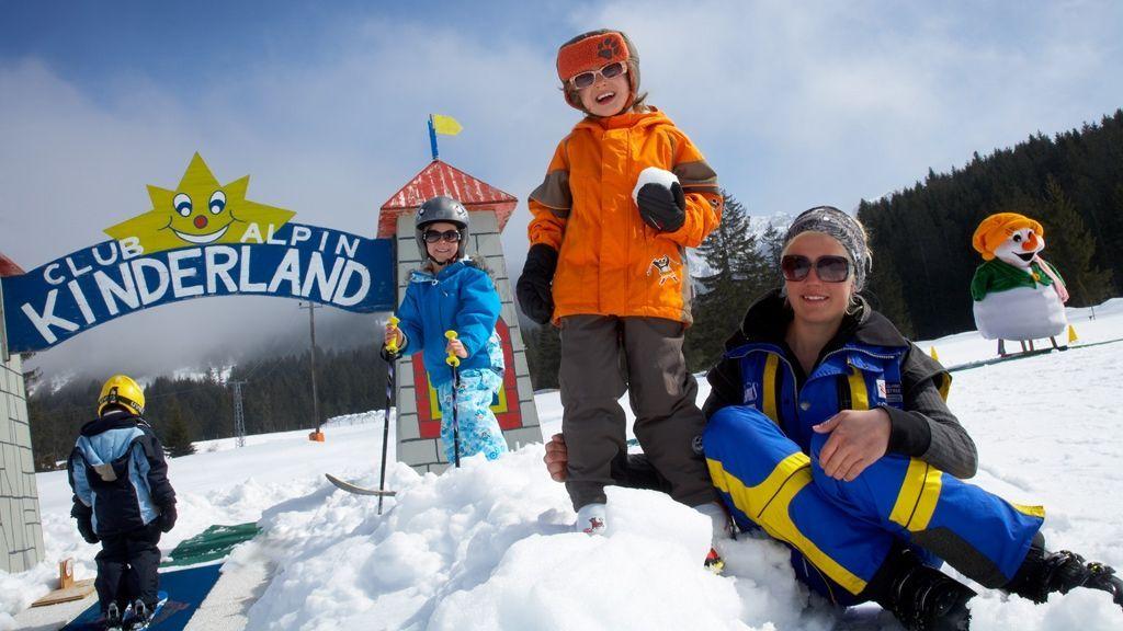 Kinderland - Foto: Tourismusverband Tannheimer Tal