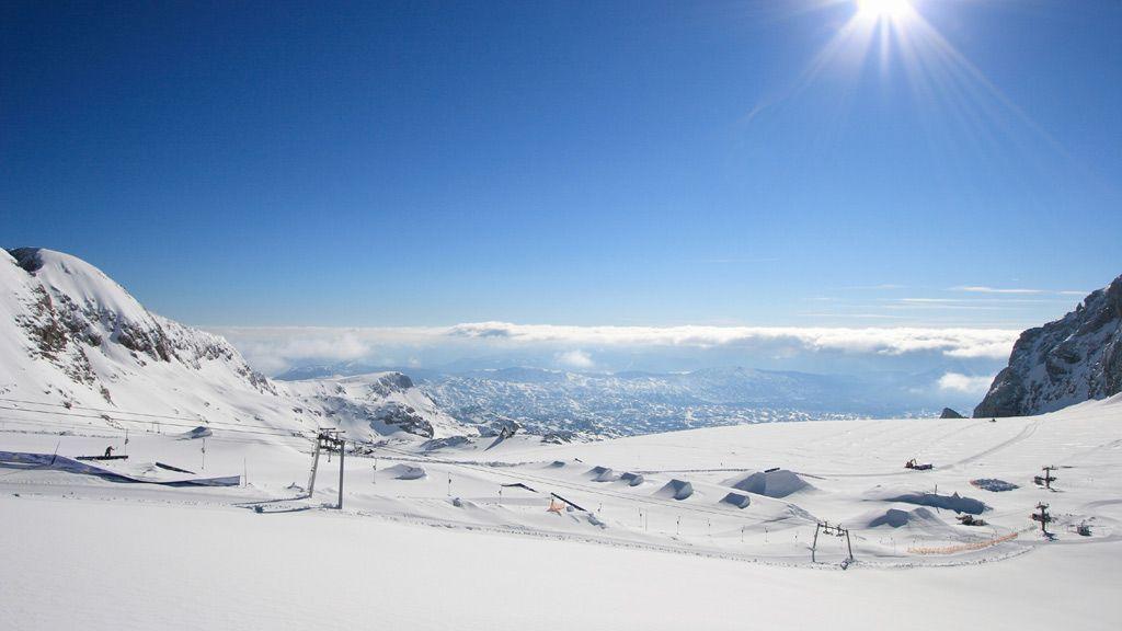 Skifahren in Schladming - Copyright Planai Bergbahnen