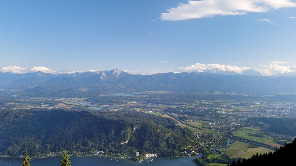 Treffen am Ossiacher See © Region Villach Tourismus GmbH - Treffen am Ossiacher See Kaernten