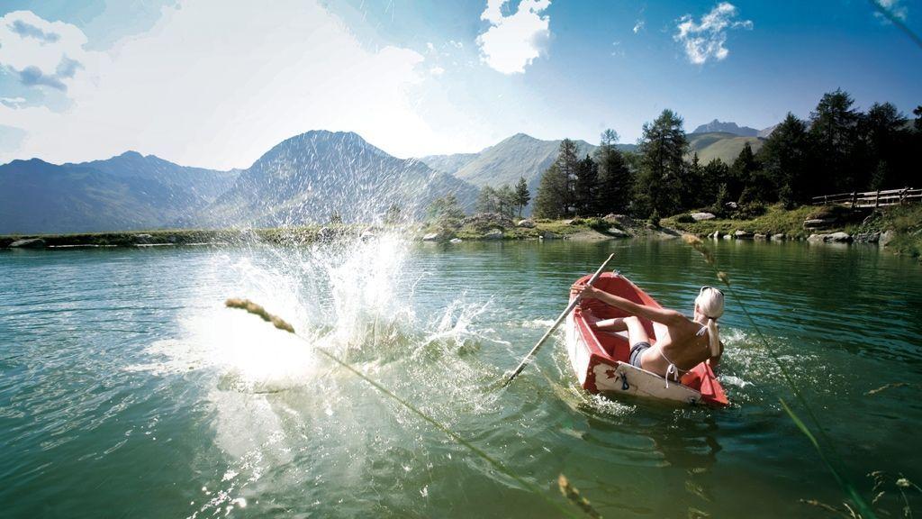 Bootsfahrt im Sommer - Foto: Archiv Tourismusverband Tux-Finkenberg