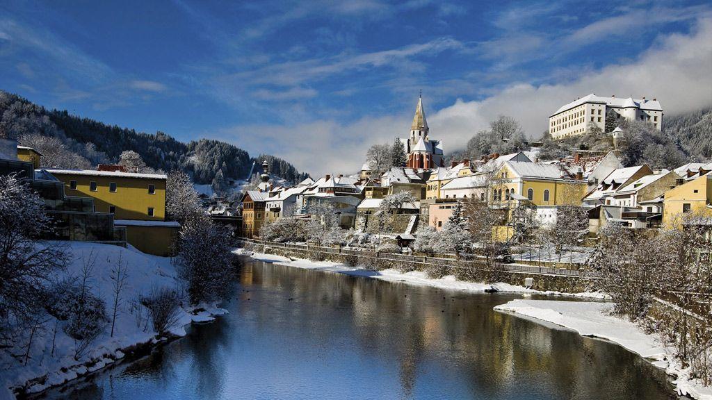 Murau © Region Murau Kreischberg / Lamm Tom, ikarus.cc
