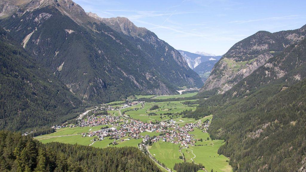 Umhausen - Niederthai Tirol