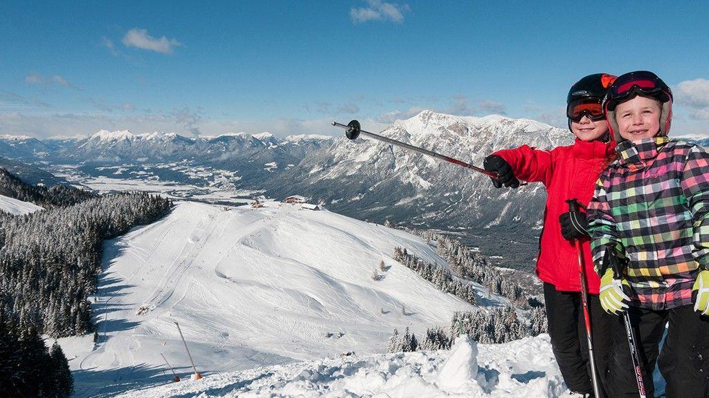 Skigebiet Dreiländereck - Region Villach - Faaker See - Ossiacher See Kaernten