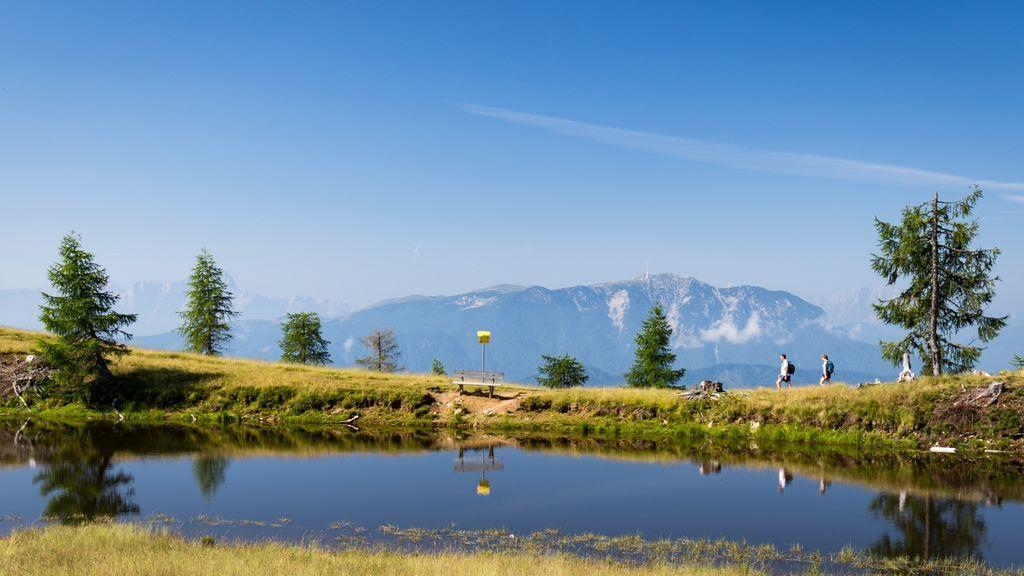 Österreich Kärnten Region Villach Wandern am Schwarzsee Verditz_LIK Fotoakademie_Joachim Gruendler