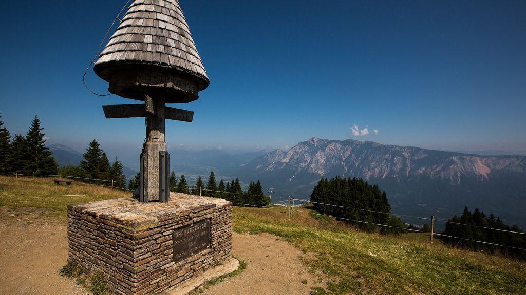 Österreich Kärnten Region Villach Dreiländereck Wandern Marterl_LIK Fotoakademie_Reinhard Nadrchal