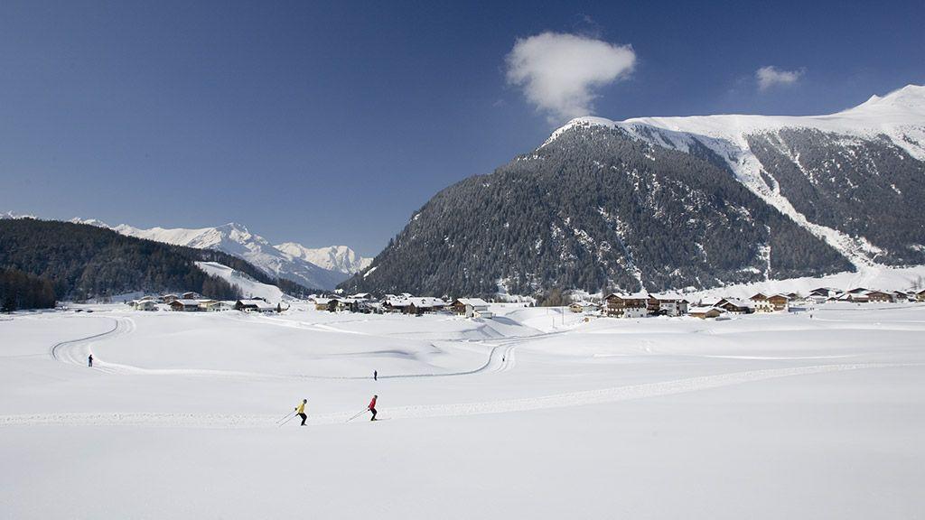 Langlaufen in Niederthai - © Bernd Ritschel/Ötztal Tourismus - OEtztal Tirol