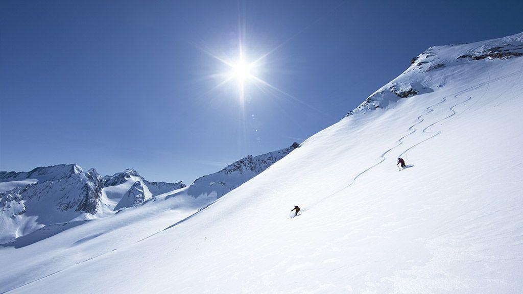 Skitour am Eiskögele - © Bernd Ritschel/Ötztal Tourismus - OEtztal Tirol