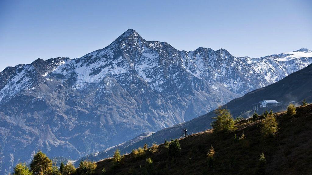 Ötztal  mountainbiken -  Foto: Ötztal Tourismus / Michael Pruckner