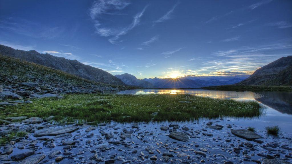 Ötztal  Sommerpanorama -  Foto: Ötztal Tourismus / Anton Klocker