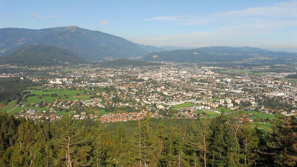 Villach © Region Villach Tourismus GmbH