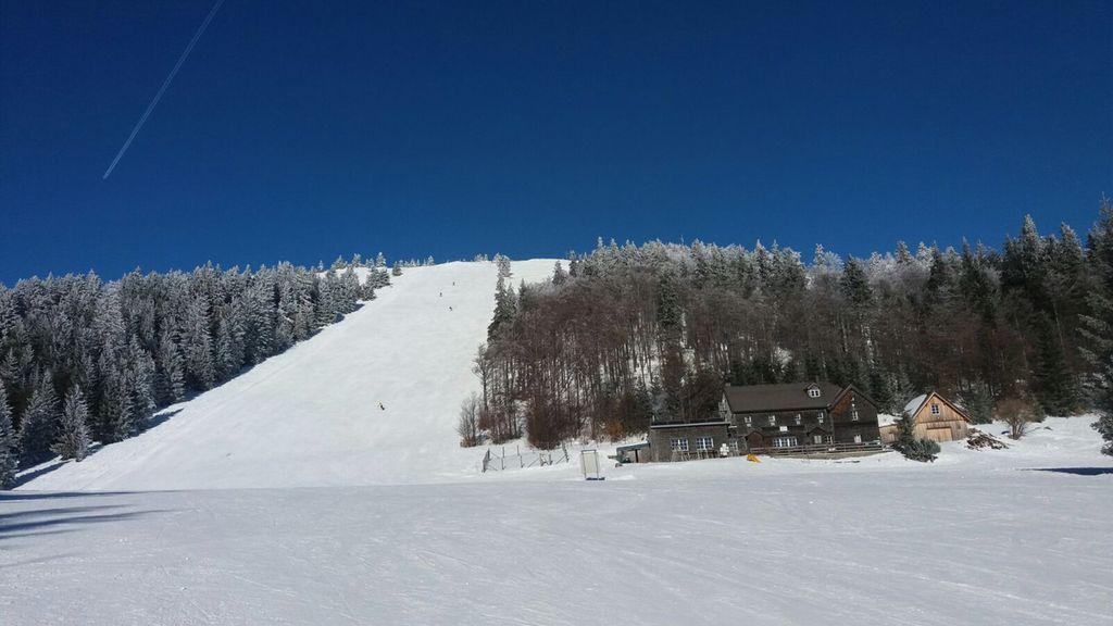 Ski Area Unterberg Lower Austria Hotelsaccommodations Tiscover