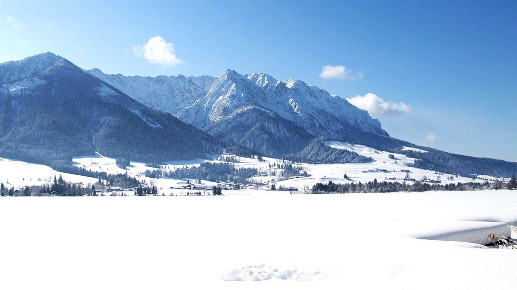 Blick zum Zahmen Kaiser - © TVB Kaiserwinkl/Tirol - Kaiserwinkl Tirol
