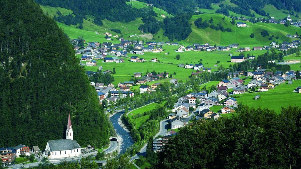 Au im Bregenzerwald - Foto: Christoph Lingg / Vorarlberg Tourismus - Au Vorarlberg