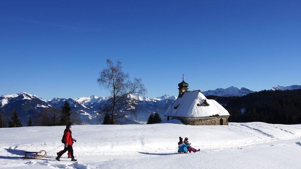 Winterwanderung am Bödele - Schwarzenberg Vorarlberg