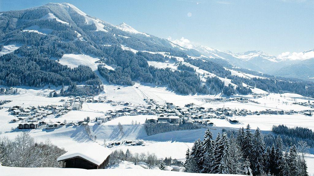 Westendorf mit der Choralpe © Archiv Kitzbüheler Alpen Brixental