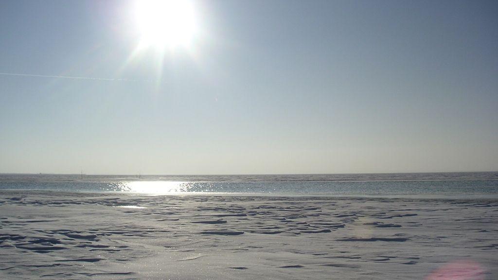 Schneewüste - Foto: NTG