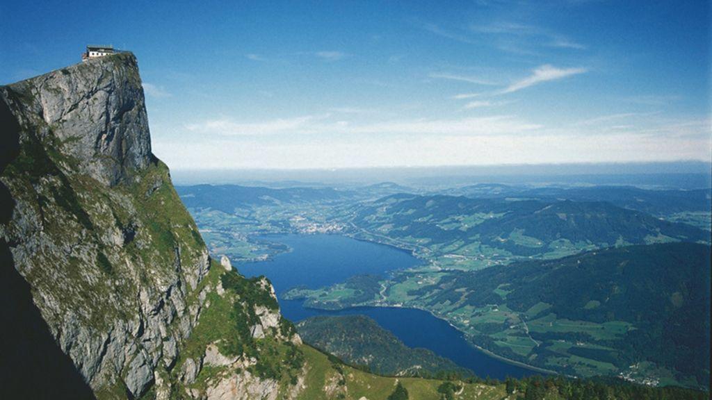 Blick vom Schafberg - Foto: Österreich Werbung / Weinhäupl