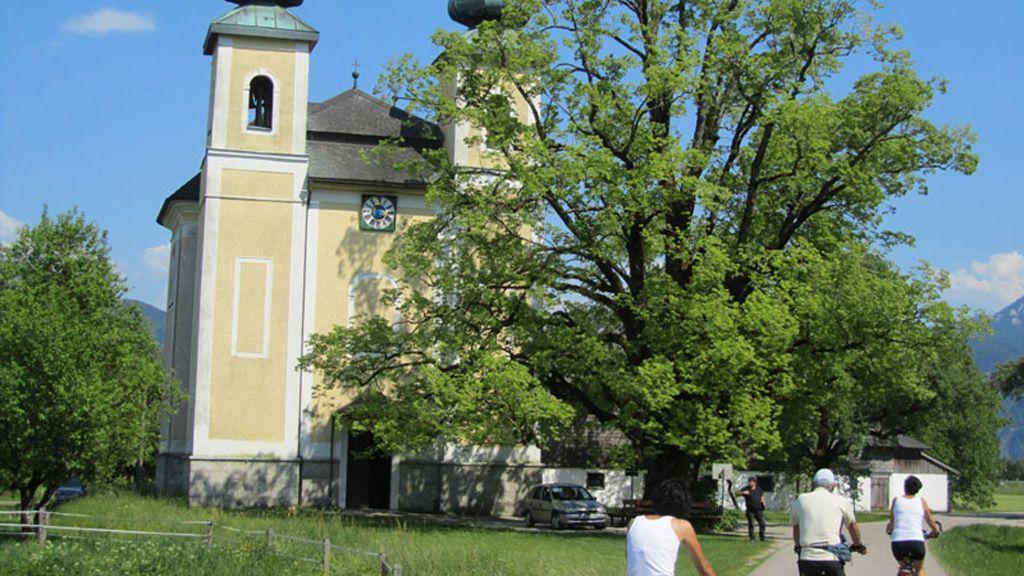 St. Lorenz - Foto: Tourismusverband MondSeeLand Mondsee – Irrsee