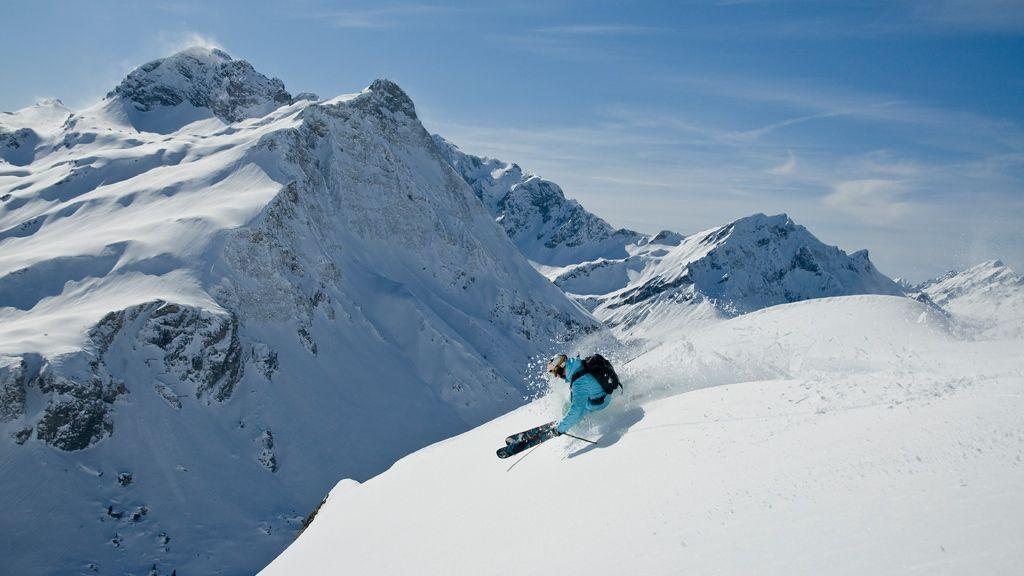 Skifahren in Warth-Schröcken - Foto: Warth-Schröcken Tourismus
